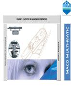 The Maco Multi-Matic Safety Classes brochure