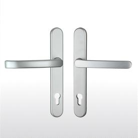 Argintiu anodizat (F1)