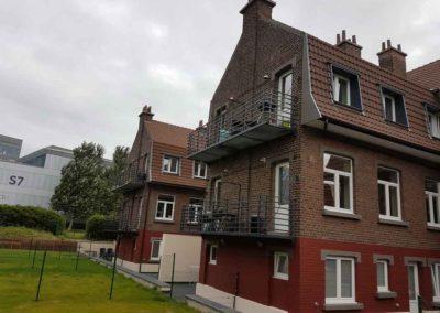 Fenetres et portes installees a Zaventem en Belgique