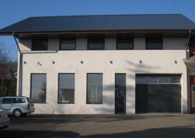 Installation de fenêtres et portes en PVC à Falticeni