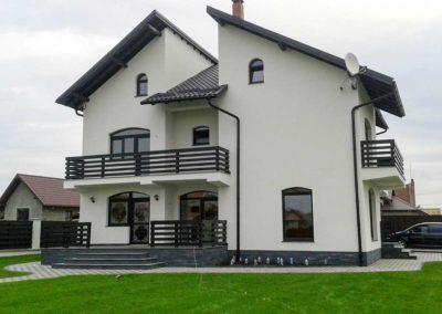 Montaj ferestre PVC usi rezidentiale in Suceava