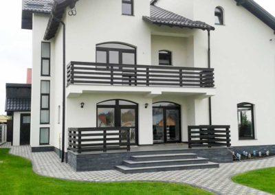 Montaj tamplarie PVC cu geam termopan in Ipotesti Suceava