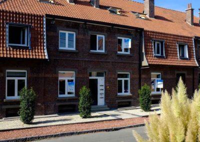Nouvelles fenetres et portes installees a Zaventem en Belgique