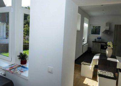 Rénovation fenetres et portes en PVC Gealan installees a Zaventem en Belgique
