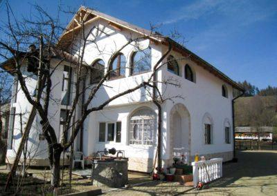 Tamplarie PVC cu geam termopan la Malini, Suceava