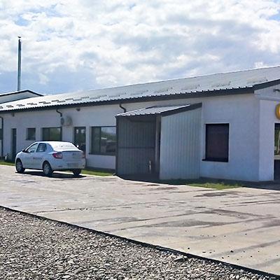 Tamplarie PVC Horodniceni fabrica Laktotrio