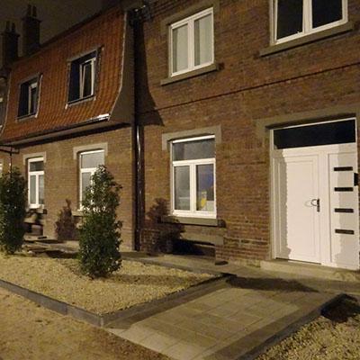 New windows and doors installed in Zaventem - Belgium