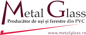 Logo Metal Glass